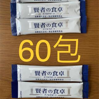 オオツカセイヤク(大塚製薬)の大塚製薬 賢者の食卓 ダブルサポート 60包(その他)