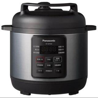 Panasonic - パナソニック 電気圧力なべ