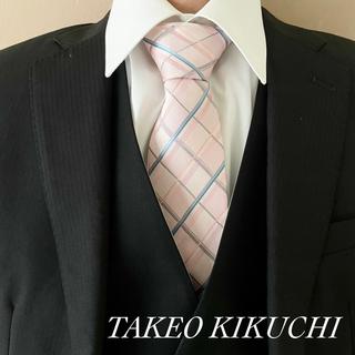 タケオキクチ(TAKEO KIKUCHI)のTAKEOKIKUCHI タケオキクチ ネクタイ 送料無料(ネクタイ)