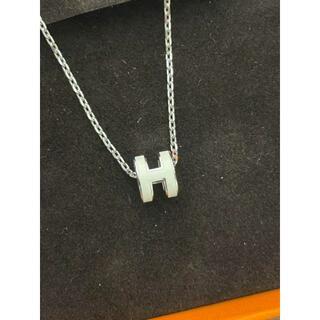 Hermes - エルメス  H ネックレス Hermes