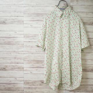 ポールスミス(Paul Smith)のPaul Smith 17SS Liberty Floral S/S Shirt(シャツ)
