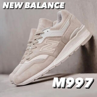 ニューバランス(New Balance)のNew Balance M997 PAB 限定カラー(スニーカー)