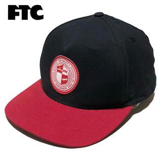 FTC - *3970 FTC エフティーシー スナップバック ロゴ キャップ