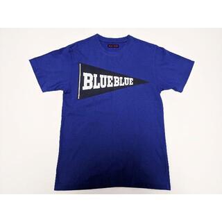 HOLLYWOOD RANCH MARKET - BLUEBLUE ブルーブルー フラッグTシャツ カットソー 1(S)