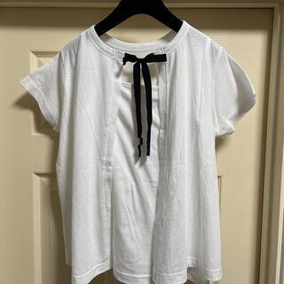 ドゥロワー(Drawer)の❤︎  inconnue     新品未使用 キャミ&Tシャツ❤︎(Tシャツ/カットソー(半袖/袖なし))