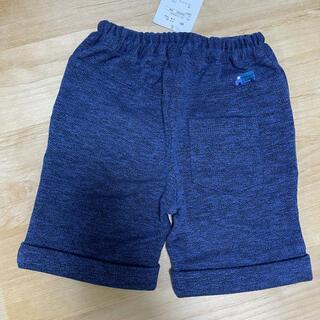 familiar - タグ付き新品未使用品 ファミリア familiar ズボン 90サイズ 4分丈