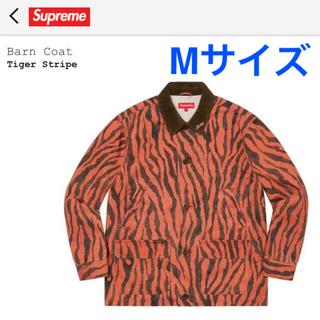 シュプリーム(Supreme)の【Mサイズ】 Supreme Barn Coat Tiger Stripe(カバーオール)