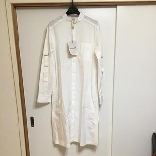 ヨウジヤマモト(Yohji Yamamoto)のGround Y ロング丈シャツ 新品(シャツ)