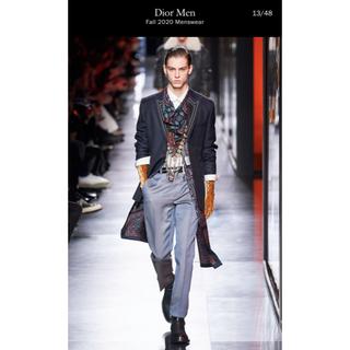 ディオール(Dior)の2020FW ショーピース dior テーラードジャケット(テーラードジャケット)