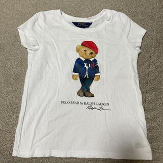 POLO RALPH LAUREN - ラルフローレン 110サイズ polo bear Tシャツ