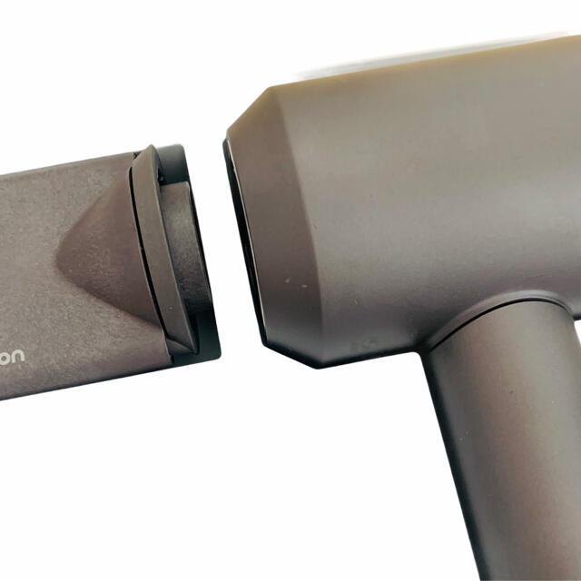 Dyson(ダイソン)のダイソン ヘアドライヤー HD01 アイアン/フューシャ スマホ/家電/カメラの美容/健康(ドライヤー)の商品写真