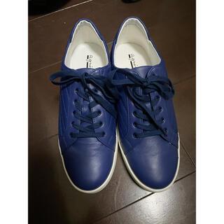 agnes b. - 新品未使用!アニエスベー スニーカー ブルー 24.5cm