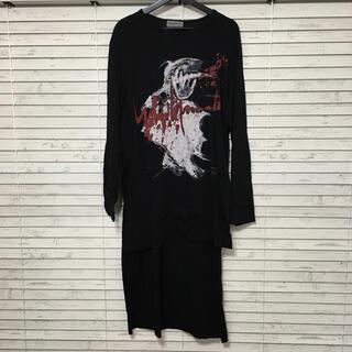 ヨウジヤマモト(Yohji Yamamoto)の新品 新撰組 yohjiyamamoto POUR HOMME(Tシャツ/カットソー(七分/長袖))