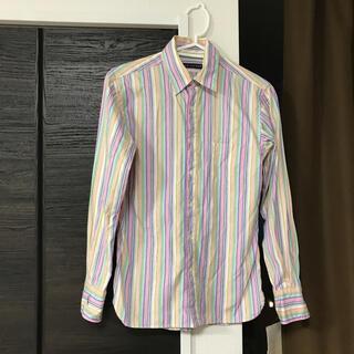 ラルフローレン(Ralph Lauren)の新品同様ラルフローレンRalph Lauren長袖シャツ着丈66身幅43サイズ9(シャツ/ブラウス(長袖/七分))