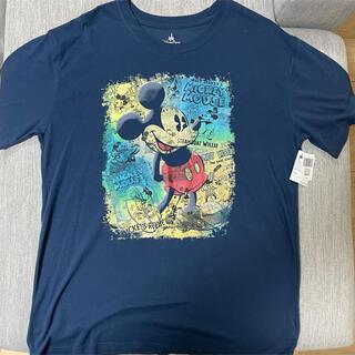 Disney - 上海ディズニー Tシャツ USサイズのL