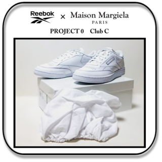 Maison Martin Margiela - 27cm: リーボックx メゾン マルジェラ PROJECT 0 CC US9