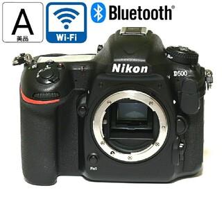 Nikon - 【Nikon】美品★バッテリー2個★D500 ボディ