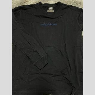 ヨウジヤマモト(Yohji Yamamoto)のyohji yamamoto new era コラボ長袖Tシャツ (Tシャツ/カットソー(七分/長袖))