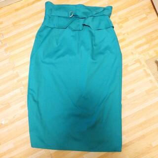 しまむら - ミラクルクローゼット コルセットベルトつきスカート