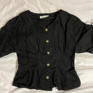 セシルマクビー(CECIL McBEE)のセシルマクビー トップス(シャツ/ブラウス(半袖/袖なし))