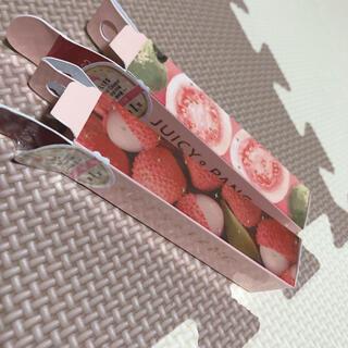 ミシャ(MISSHA)の【新品未使用】アピュ ジューシーパンティント 2本セット(口紅)