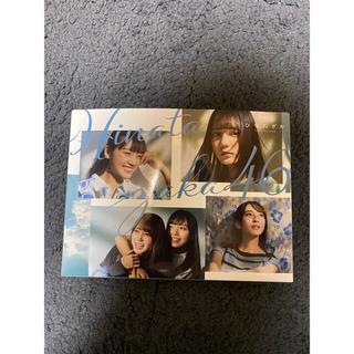 乃木坂46 - 日向坂46 1stアルバム 「ひなたざか(Type-A)」