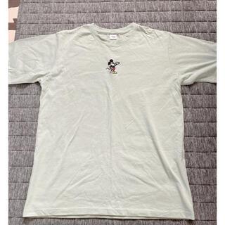シマムラ(しまむら)のしまむら ミッキーTシャツ Lサイズ(Tシャツ/カットソー(半袖/袖なし))