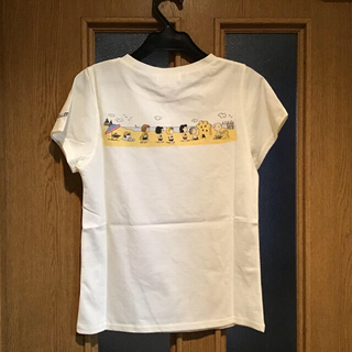 ピーナッツ(PEANUTS)のさお様専用 新品タグ付き JILLSTART スヌーピーコラボ チビTシャツ(Tシャツ(半袖/袖なし))