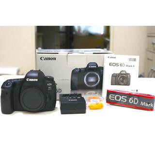 Canon - Canon EOS 6D markⅡ ボディ