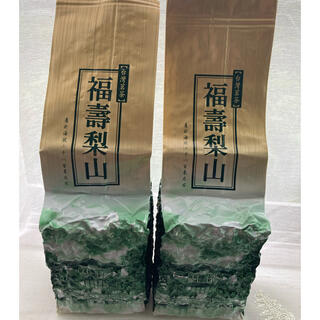 [新茶]台湾福壽梨山烏龍茶 150g×2袋(茶)