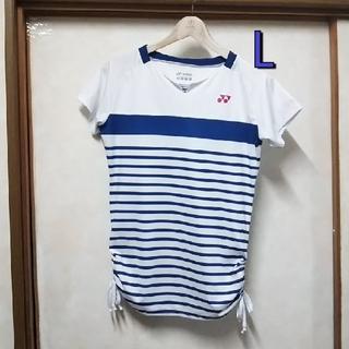 YONEX - YONEX バドミントン ゲームシャツ レディース