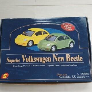フォルクスワーゲン(Volkswagen)の【New Beetle:ビートル】ミニカーセット コレクション(ミニカー)