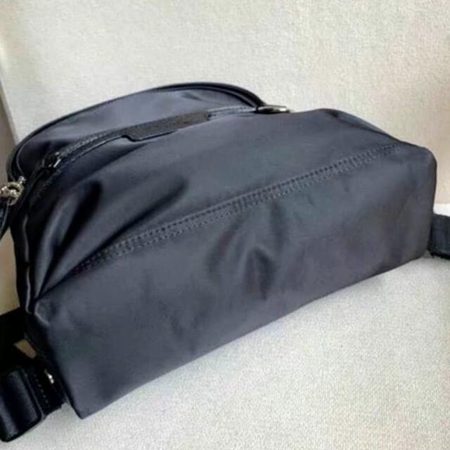 LONGCHAMP(ロンシャン)の【新品】ロンシャン LONGCHAMP ネオ リュックサック 黒 レディース レディースのバッグ(リュック/バックパック)の商品写真