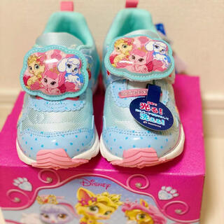 ムーンスター(MOONSTAR )の新品 15cm MoonStar ディズニー 子供靴   DN C1267 (スニーカー)