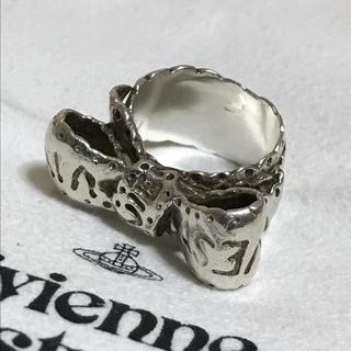 ヴィヴィアンウエストウッド(Vivienne Westwood)の最終値下【希少廃盤】Vivienne Westwood 旧ボウリング(リング(指輪))