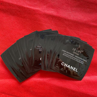 CHANEL - chanel シャネル ルリフトクレーム サンプル 20枚