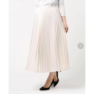 ビューティアンドユースユナイテッドアローズ(BEAUTY&YOUTH UNITED ARROWS)のロングプリーツスカート Beauty & Youth United Arrows(ロングスカート)
