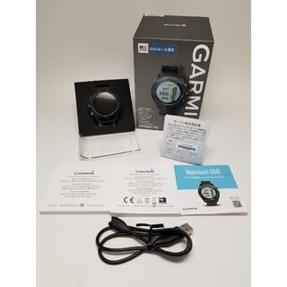 GARMIN - 【動作確認済】GARMIN GPSゴルフウォッチ APPROACH S60
