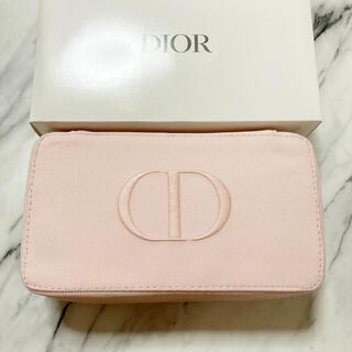 Dior - ディオール ノベルティ ポーチ バニティポーチ