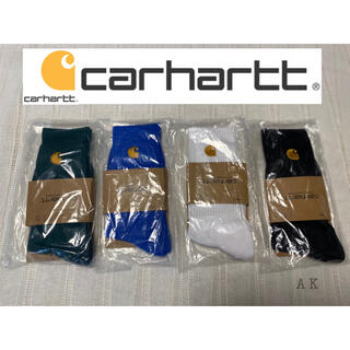 carhartt - 新品 4足セット カーハート パイルソックス
