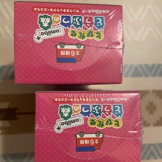 任天堂 - 【新品未開封】とびだせどうぶつの森 amiiboカード 復刻版4BOX