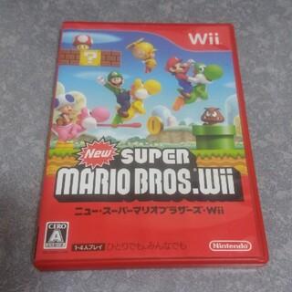Wii - New スーパーマリオブラザーズ Wii