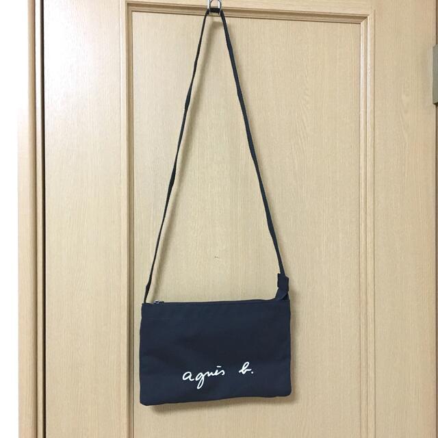 agnes b.(アニエスベー)のアニエスベー ショルダーバッグ サコッシュ レディースのバッグ(ショルダーバッグ)の商品写真