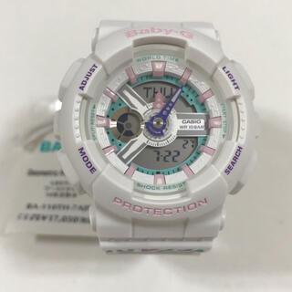 ベビージー(Baby-G)のCASIO BABY-G  BA-110TH-7AJF  新品/未使用(腕時計)