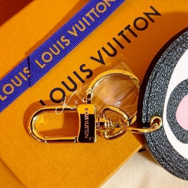 LOUIS VUITTON(ルイヴィトン)のLOUIS VUITTON キーホルダー/ワイルドアットハート レディースのファッション小物(キーホルダー)の商品写真