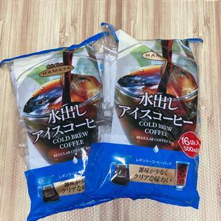 コストコ(コストコ)の《人気商品》ハマヤ 水出しアイスコーヒー 2袋 HAMAYA (コーヒー)