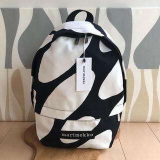 マリメッコ(marimekko)の新品 marimekko HILJAA LINSSI マリメッコ バックパック(リュック/バックパック)