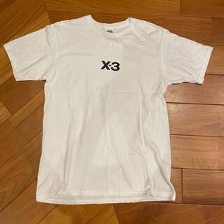 Y-3 - Tシャツ X-3   Y-3  YOHJI YAMAMOTO