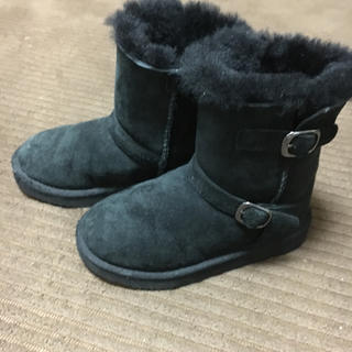 コストコ(コストコ)のMRN様専用 コストコ カークランド ムートンブーツ 18cm(ブーツ)
