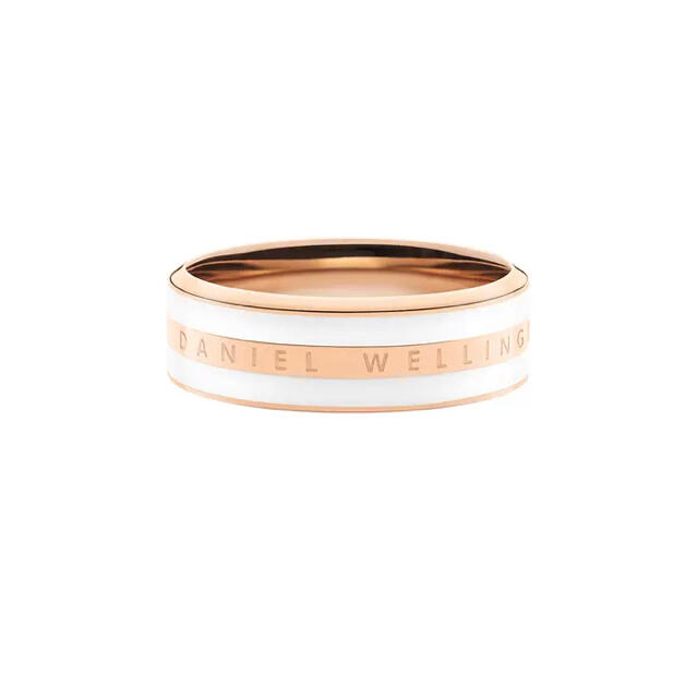 Daniel Wellington(ダニエルウェリントン)のDaniel Wellington EMALIE RING GOLD メンズのアクセサリー(リング(指輪))の商品写真